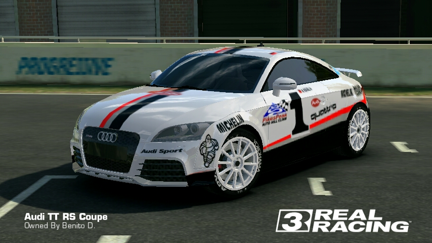 Real Racing 3 Liveries - Real Racing 3 custom liveries ...